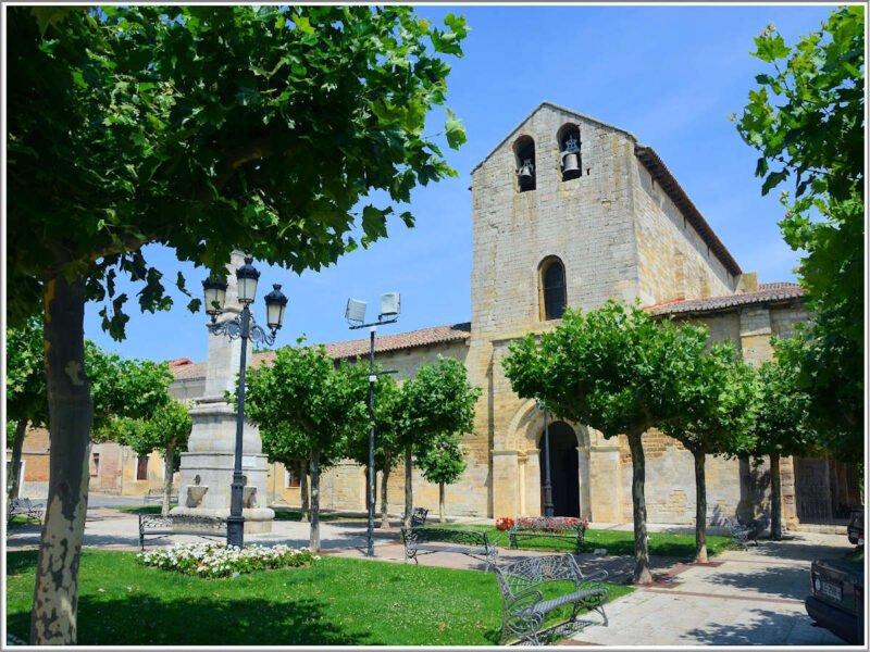 Iglesia de Santa María del Camino de Carrión de los Condes