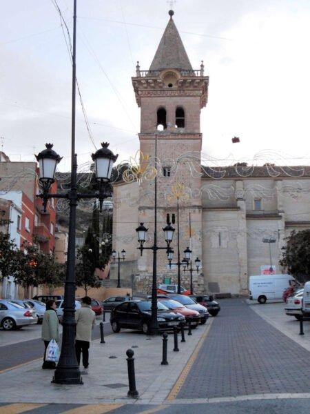 Iglesia de la Asunción o Iglesia Vieja