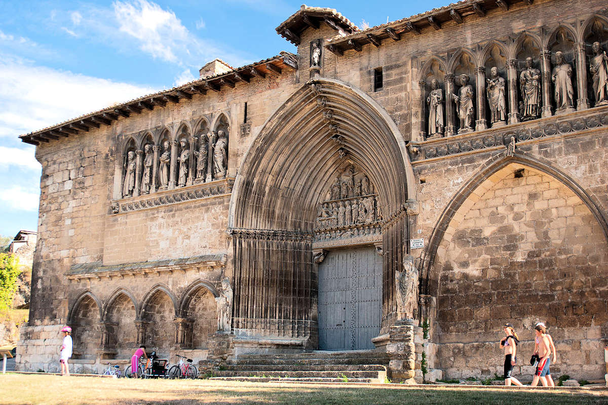 Iglesia-del-Santo-Sepulcro-Estella-Navarra