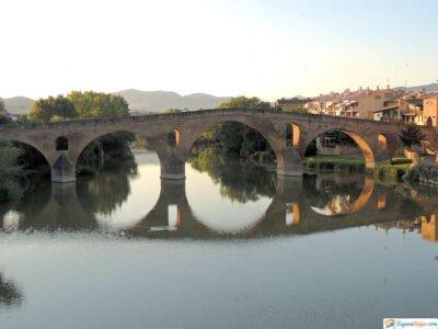 PUENTE DE LA REINA-Pueblos más bonitos de Navarra