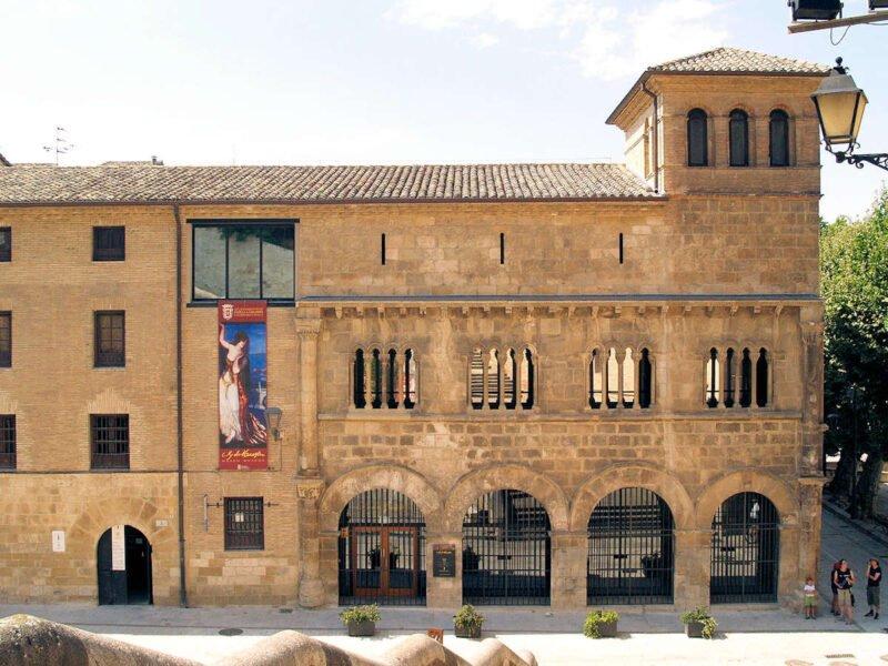 Palacio de Reyes de Navarra en Estella
