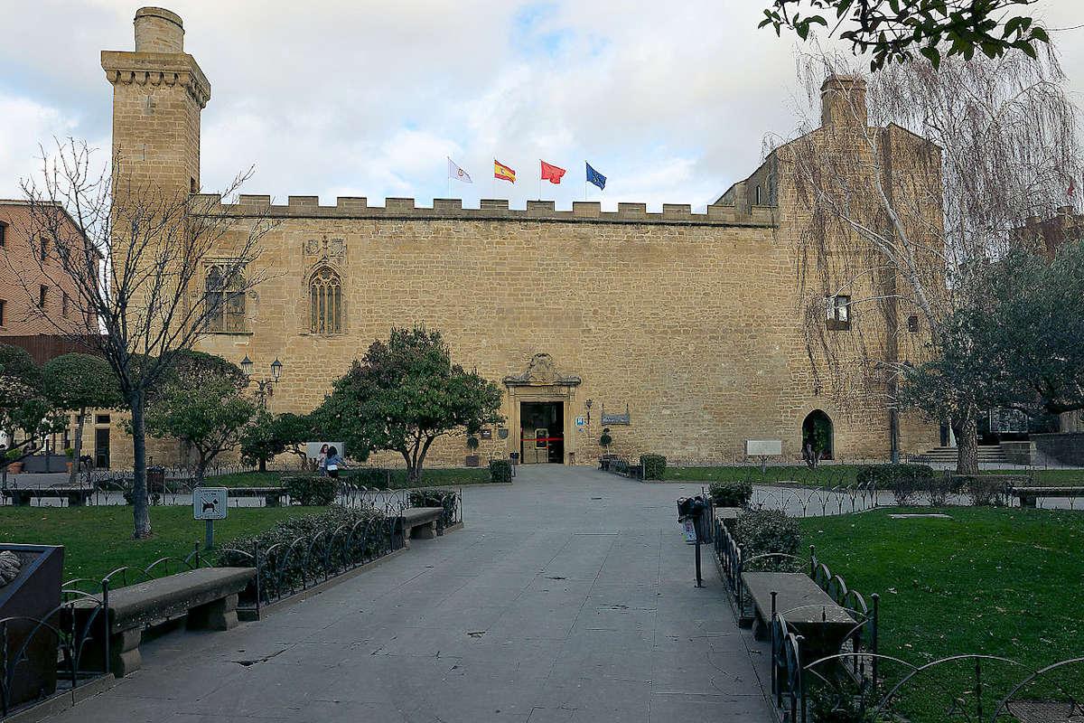 Iglesia-de-San-Pedro-Olite-Navarra