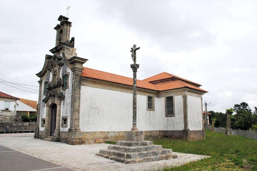 Santa María da Guía de Randufe en Tui