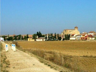 VILLALCÁZAR DE SIRGA-Pueblos de Palencia