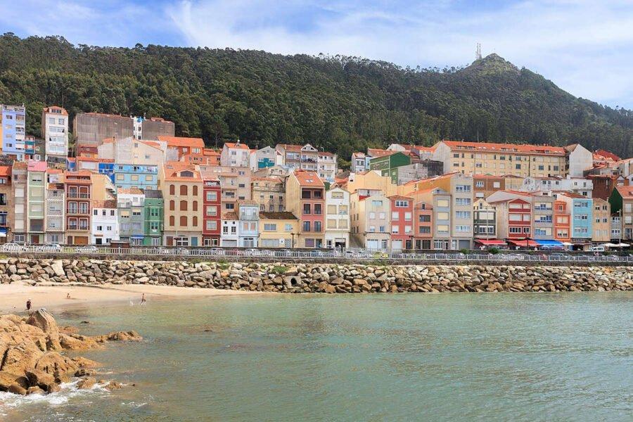 Visita A Guarda en Pontevedra