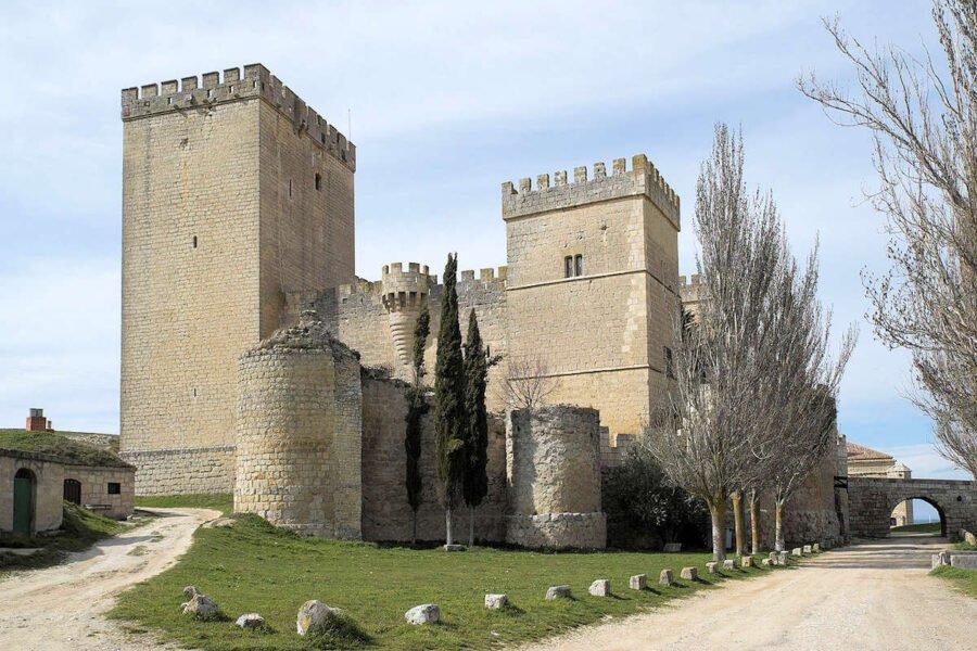 Visita Ampudia en Palencia