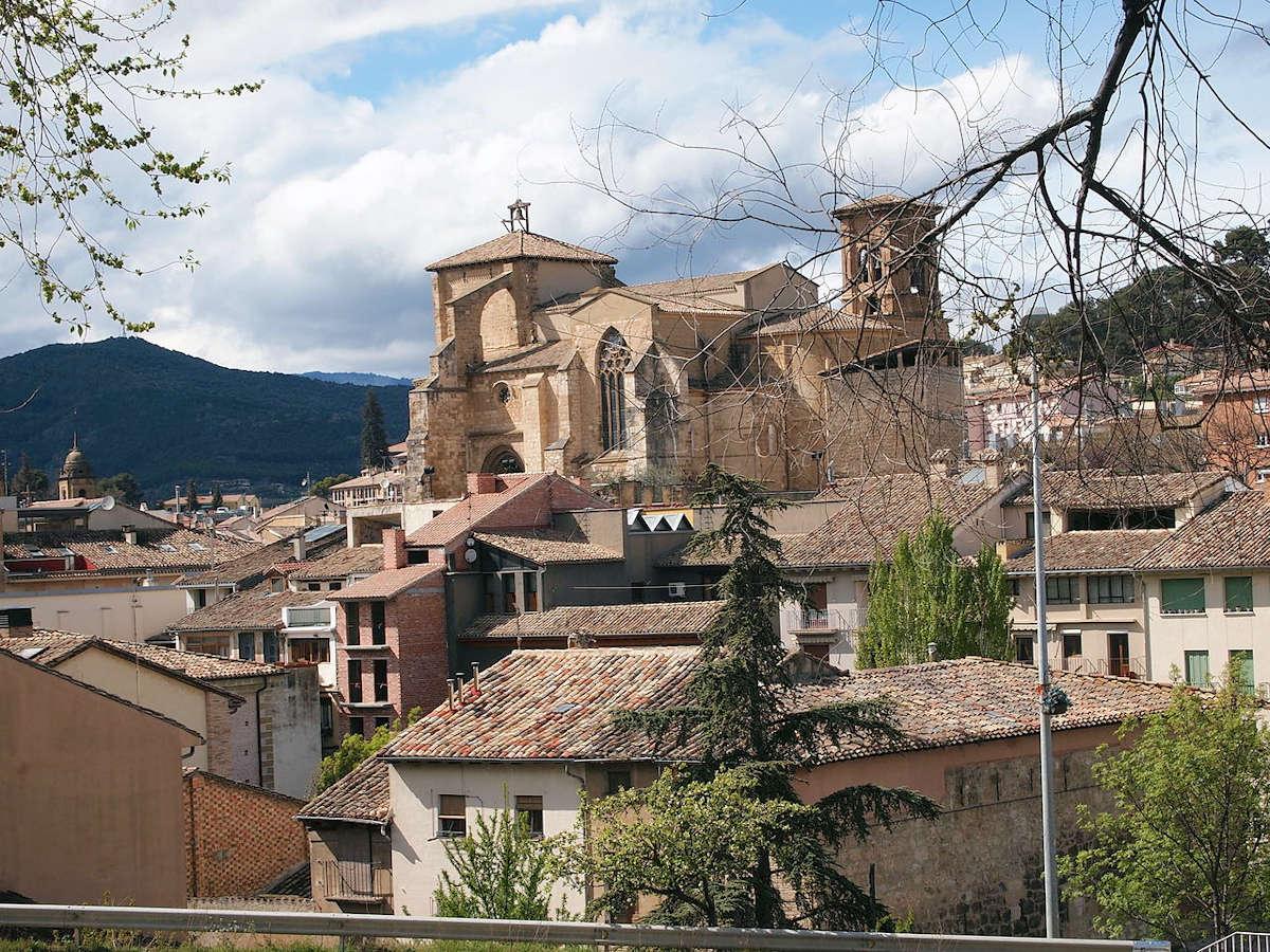 Claustro-Iglesia-de-San-Pedro-de-la-Rua-Estella-Navarra