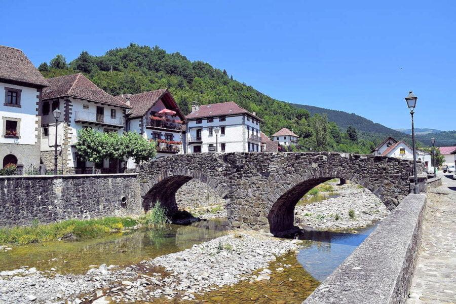 Visita Ochagavía en Navarra