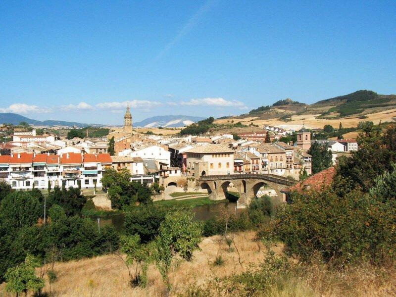 Visita Puente de la Reina en Navarra