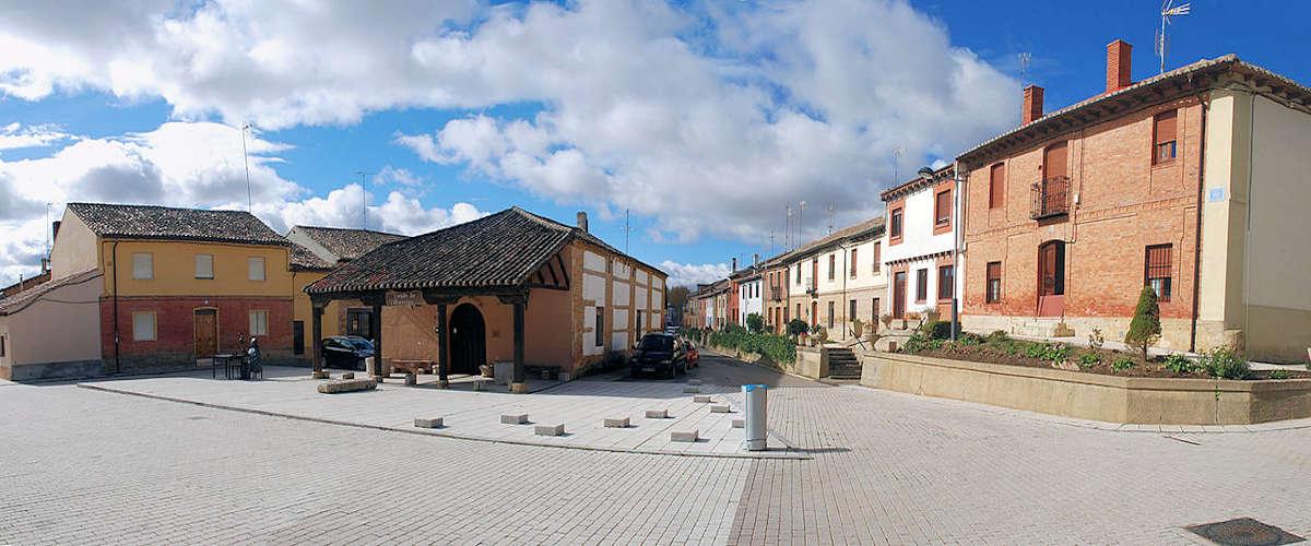 Visita Villalcázar de Sirga