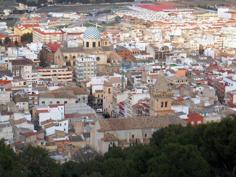 Visita Yecla en Murcia