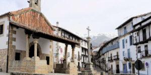 CANDELARIO-Pueblos más bonitos de Salamanca