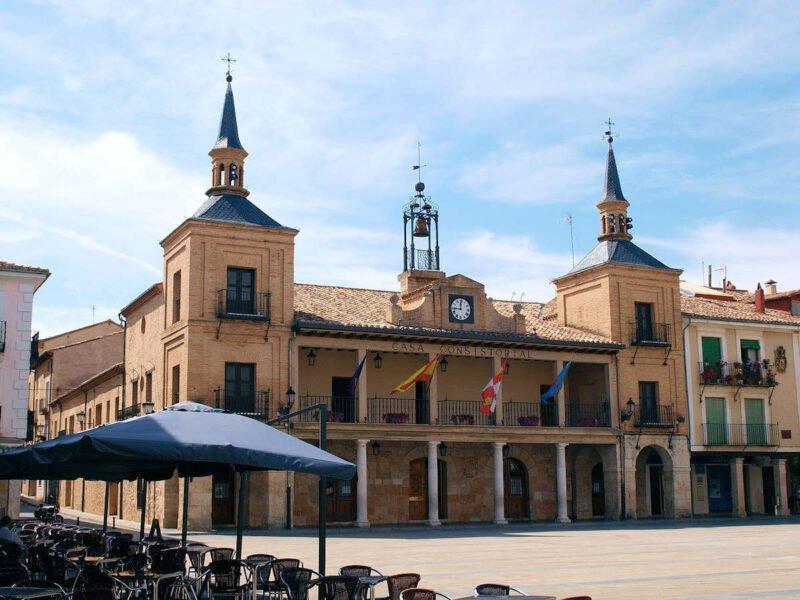 Casa Consistorial de El Burgo de Osma
