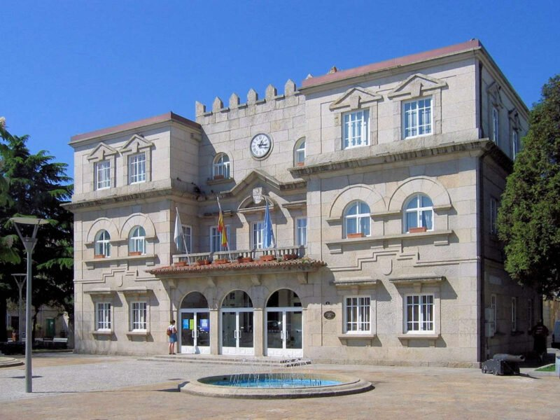 Casa Consistorial de O Grove