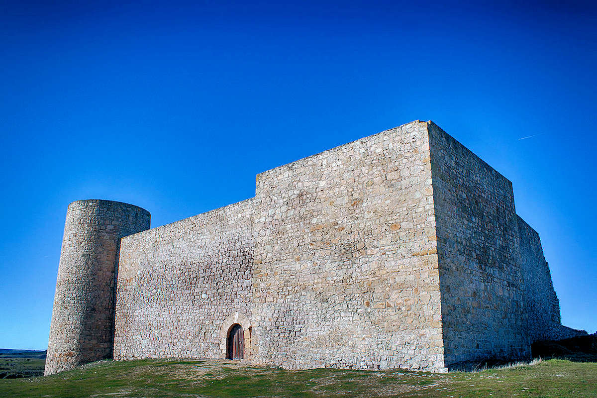 Castillo-de-Medinaceli-Soria