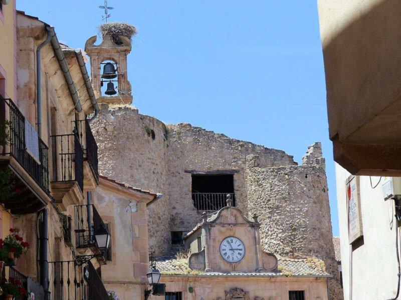 Castillo de Sepúlveda o de Fernán González
