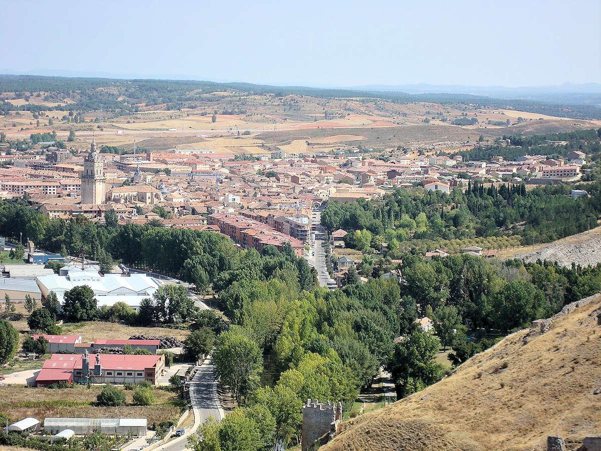EL BURGO DE OSMA-Pueblos más bonitos de Soria