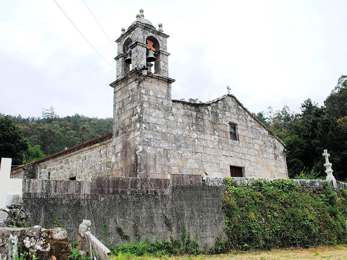 Ermita-Santa-Uxia-de-Mougás-Oia-Pontevedra