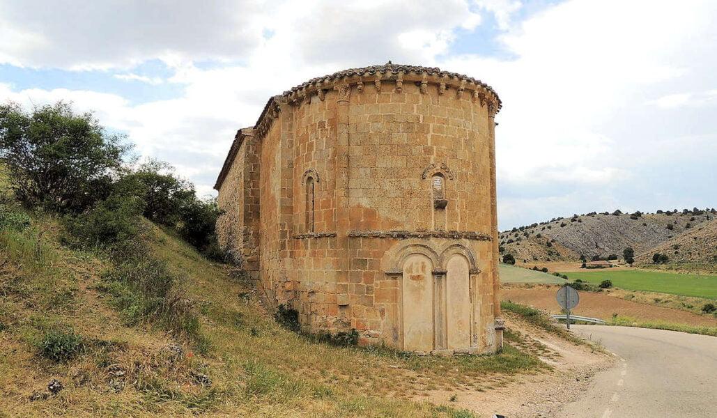 Ermita de la Soledad en Calatañazor
