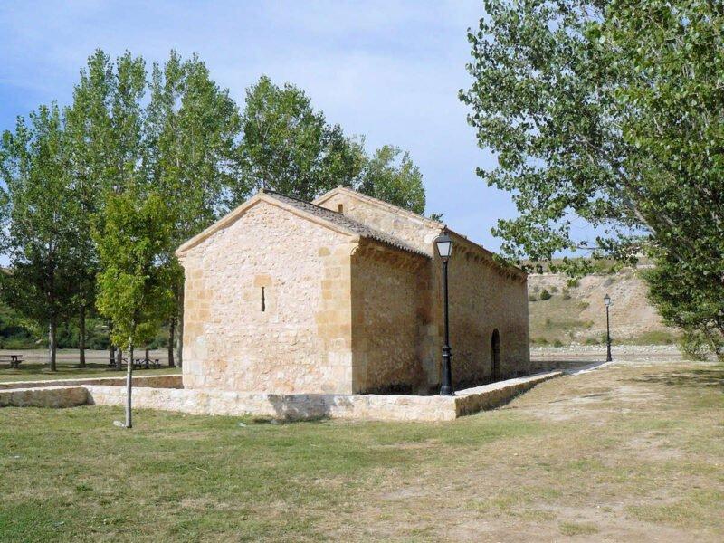 Ermita de la Vera Cruz de Maderuelo