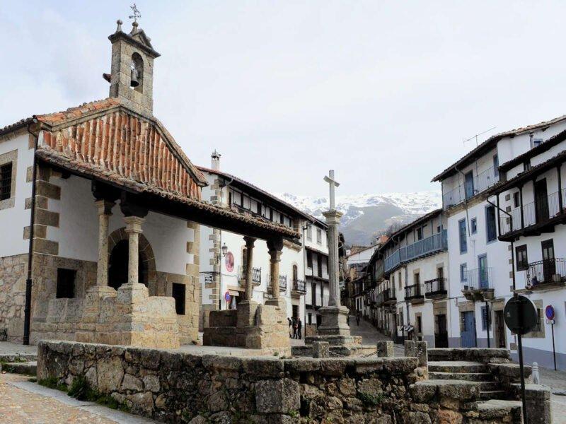 Ermita del Humilladero en Candelario
