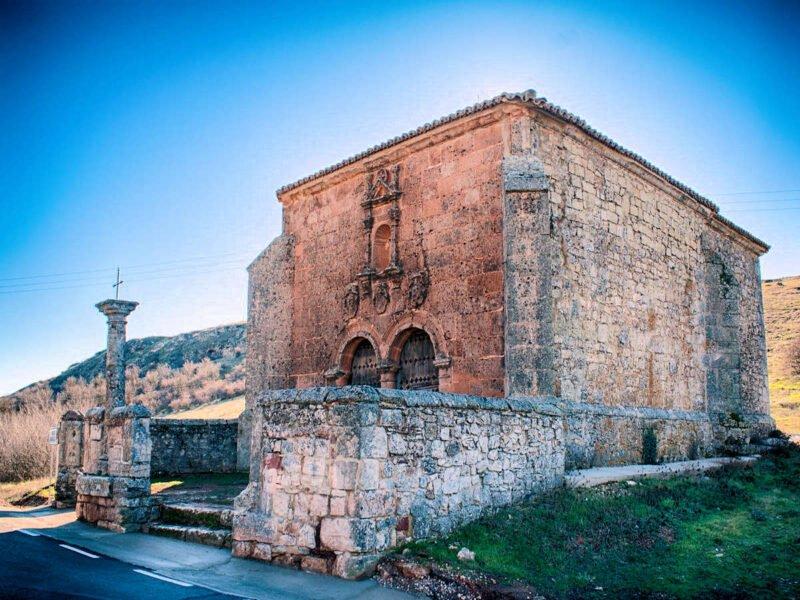 Ermita del Humilladero en Medinaceli