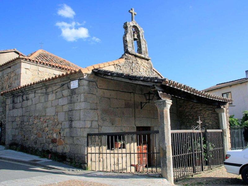 Ermita del Humilladero en Miranda del Castañar