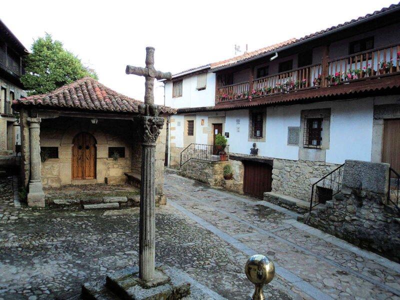 Ermita del Humilladero en Mogarraz