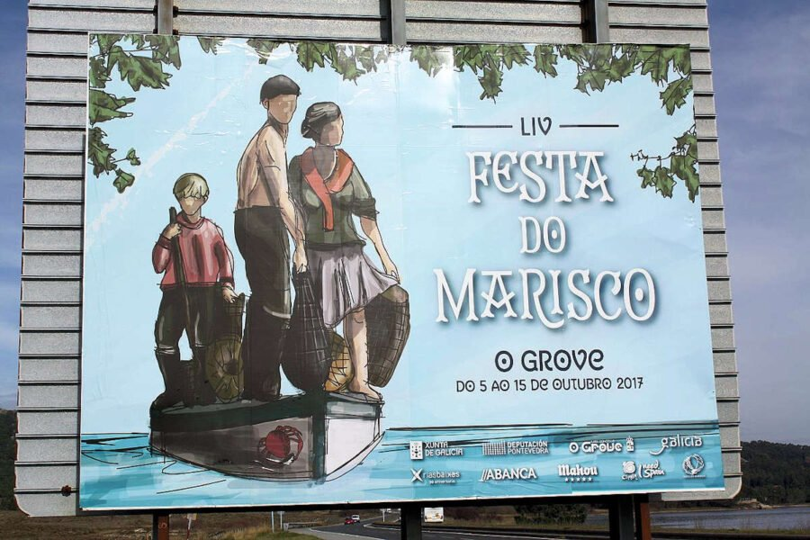 Festa Do Marisco de O Grove
