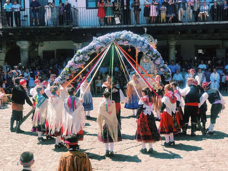 Festividades de La Alberca
