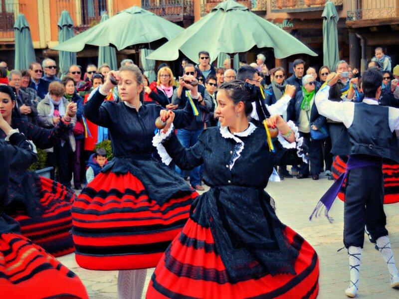 Festividades en Ayllón