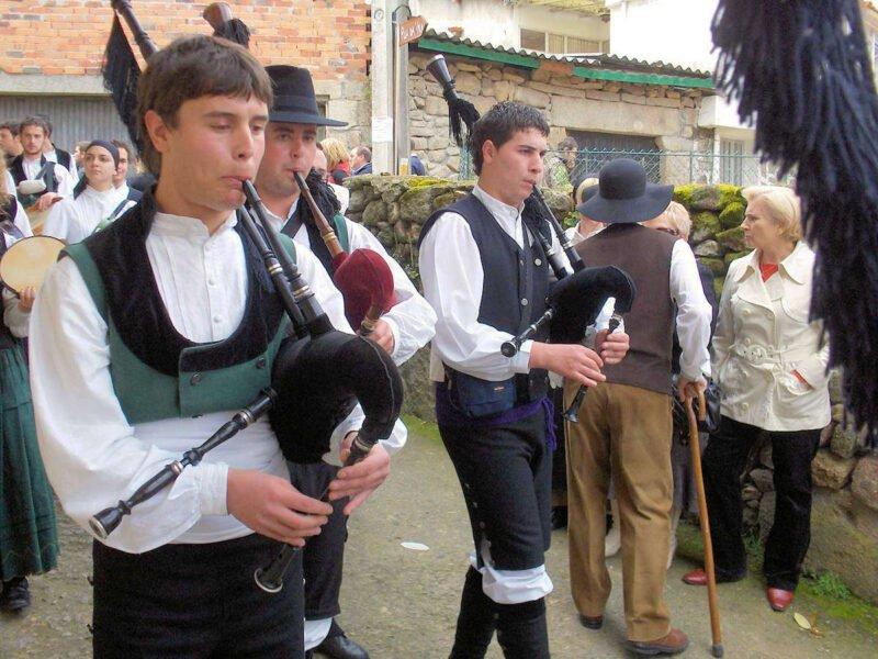 Festividades en Celanova