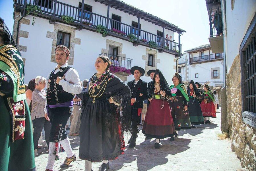 Fiestas en Candelario
