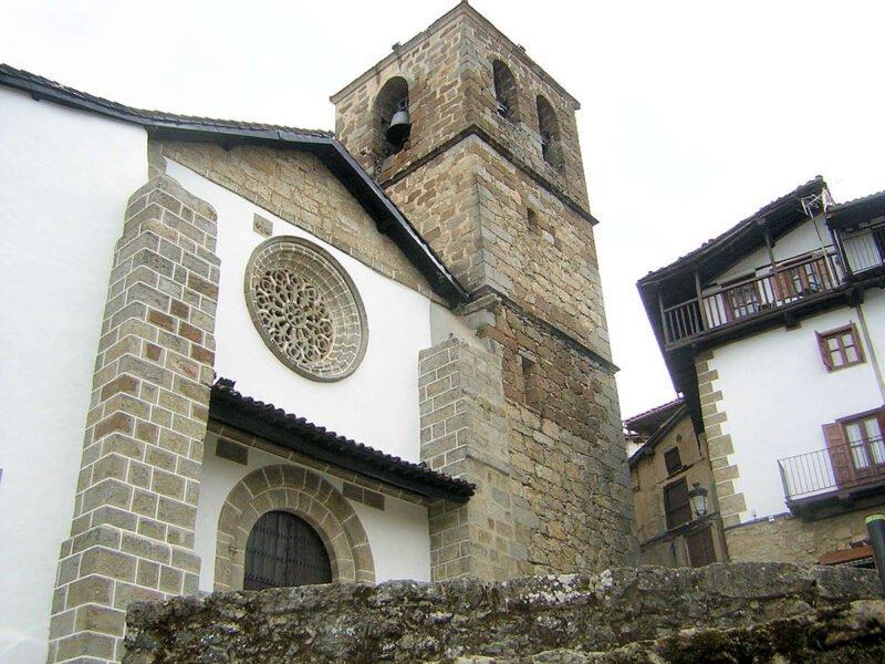 Iglesia Nuestra Señora de la Asunción en Candelario