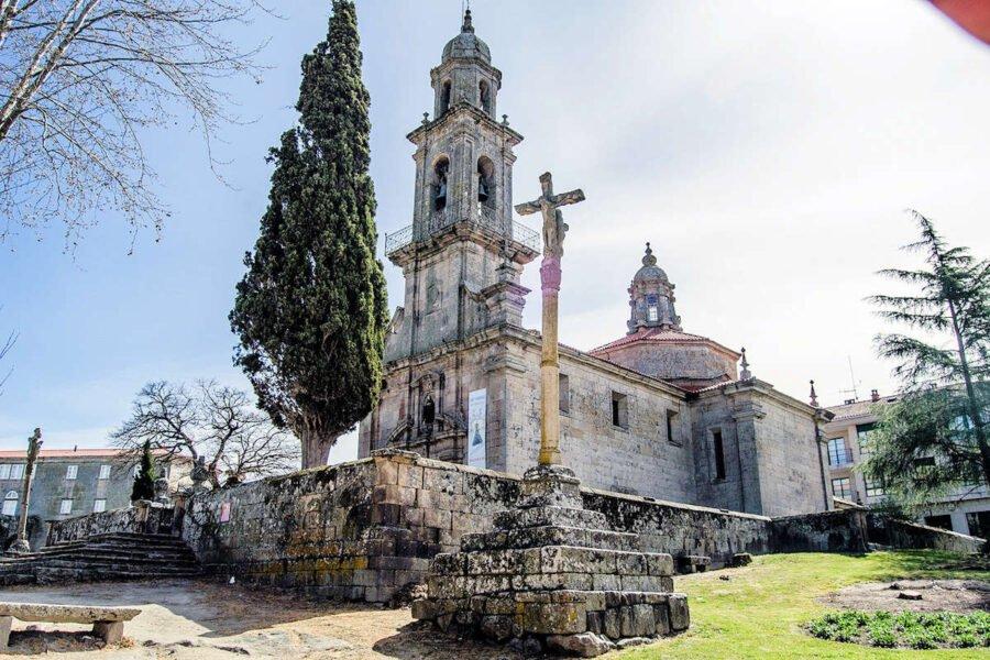 Iglesia de San Benito en Allariz