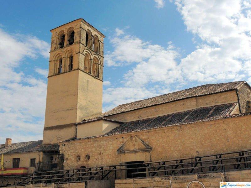 Iglesia de San Juan Bautista en Pedraza