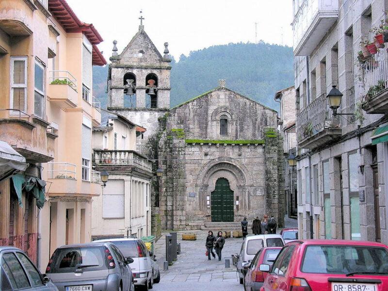Iglesia de San Juan de Ribadavia