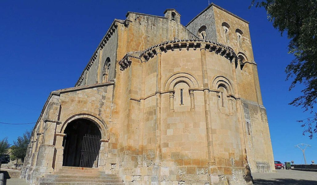 Iglesia de San Salvador en Sepúlveda