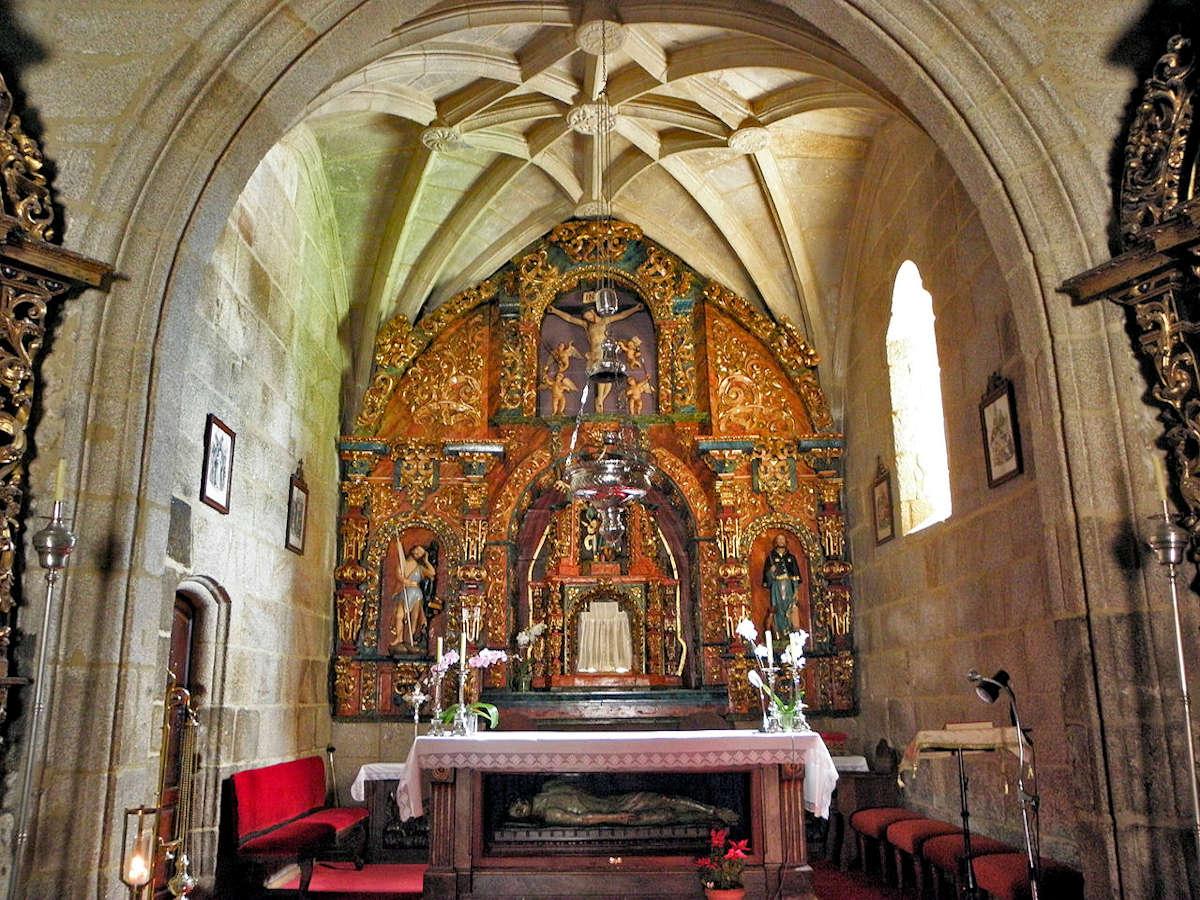 Iglesia-de-Santa-María-en-Adina-Pontevedra