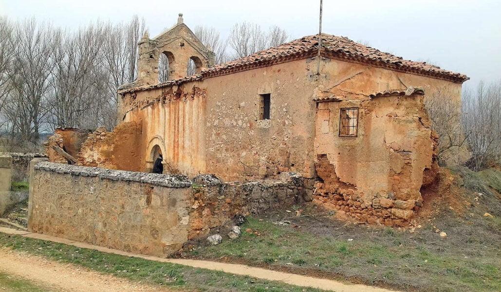 Iglesia de San juan de Escabosa