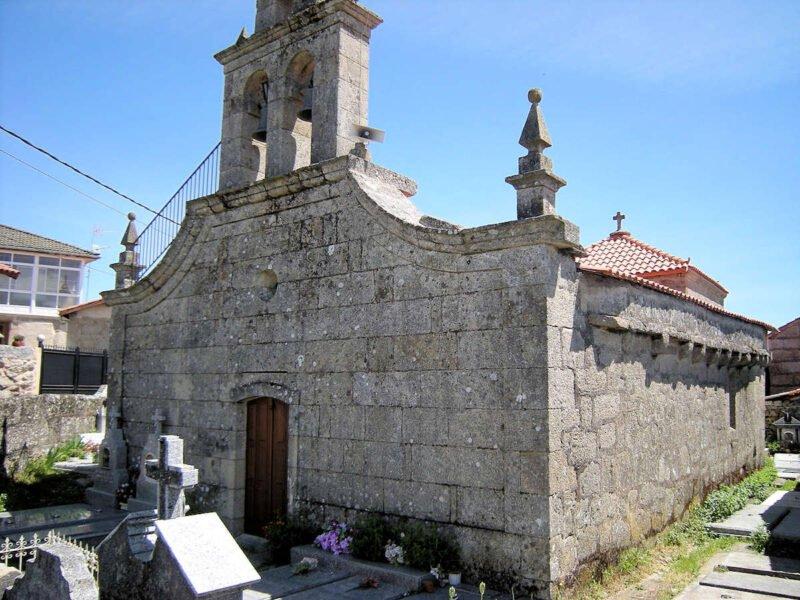Iglesia de Santa Baia de Urroz