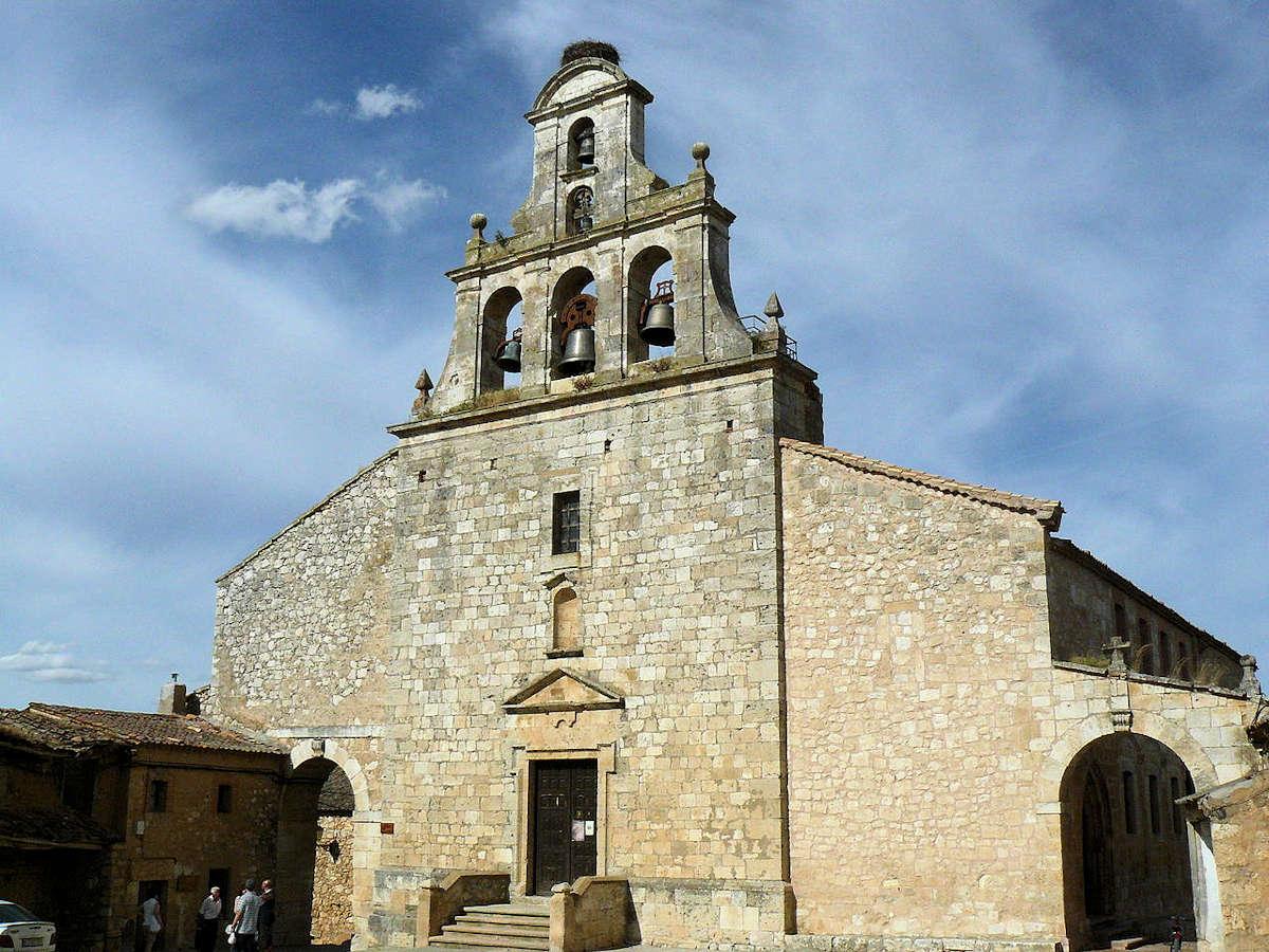 Iglesia-de-Santa-María-del-Castillo-pueblos-de-segovia
