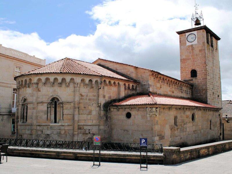 Iglesia de Santiago en Allariz