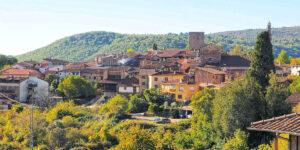 MIRANDA DEL CASTAÑAR-Pueblos más bonitos de Salamanca