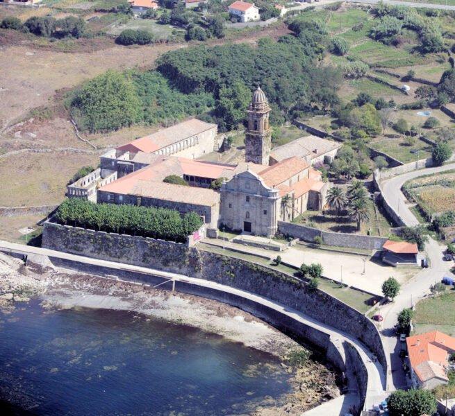 Monasterio de Oia en Pontevedra