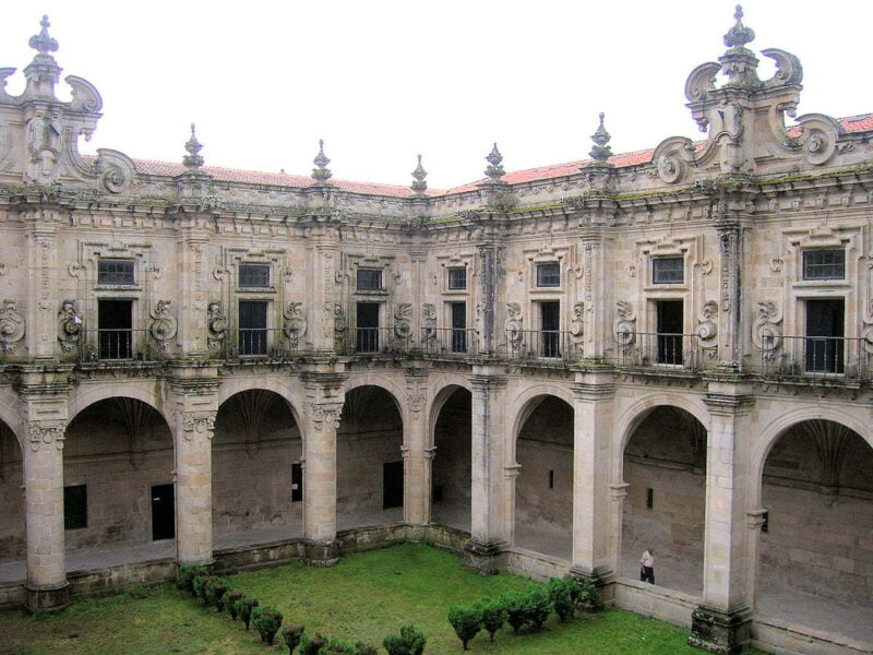 Monasterio de San Salvador en Celanova
