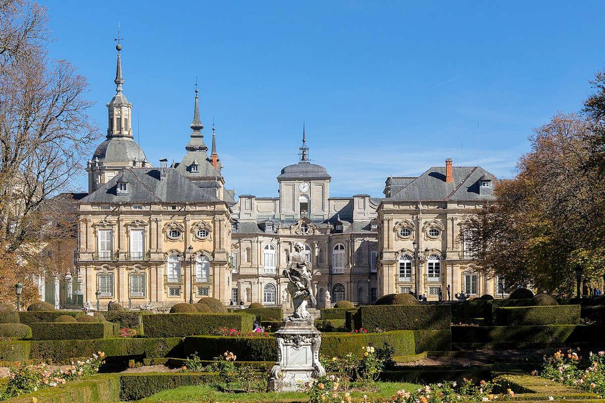 Palacio-Real-de-San-Ildefonso-Segovia
