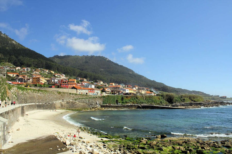 Playas de Oia