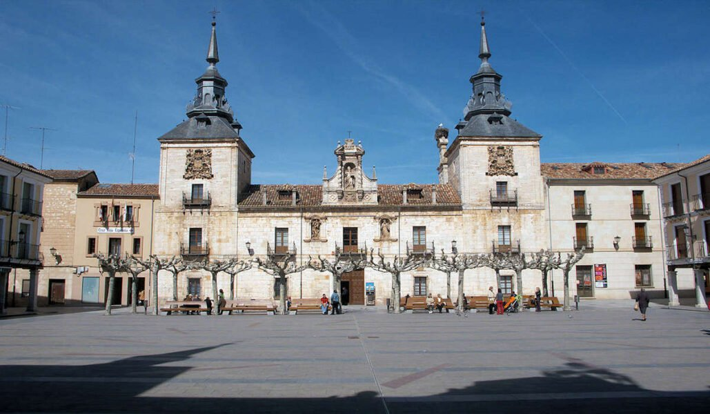 Plaza Mayor de El Burgo de Osma