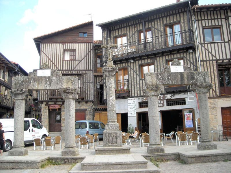 Plaza del Padre Arsenio